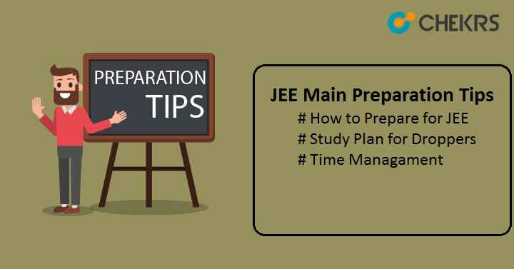 jee main preparation tips 2021