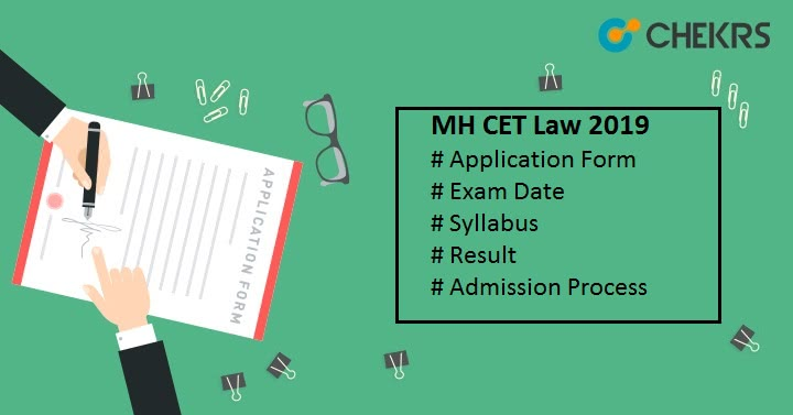 MH CET Law Admission Process