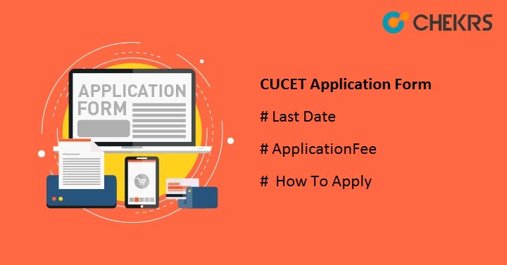CUCET Application Form How To Apply