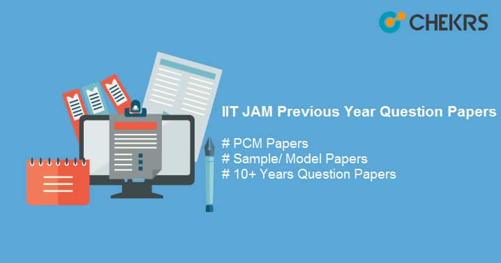 IIT JAM Previous Year Question Papers