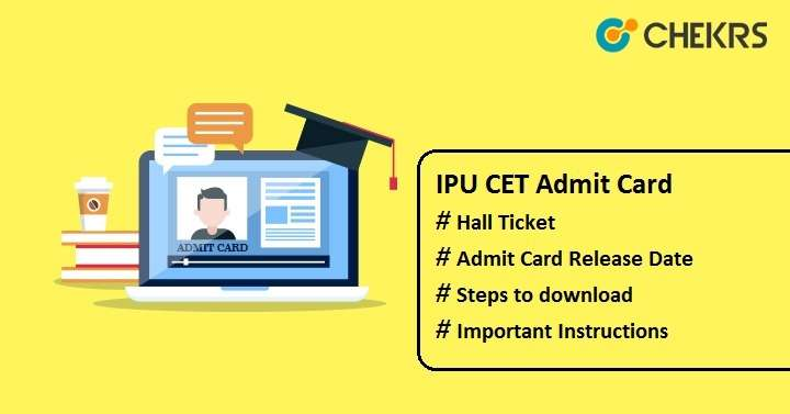 ipu cet admit card