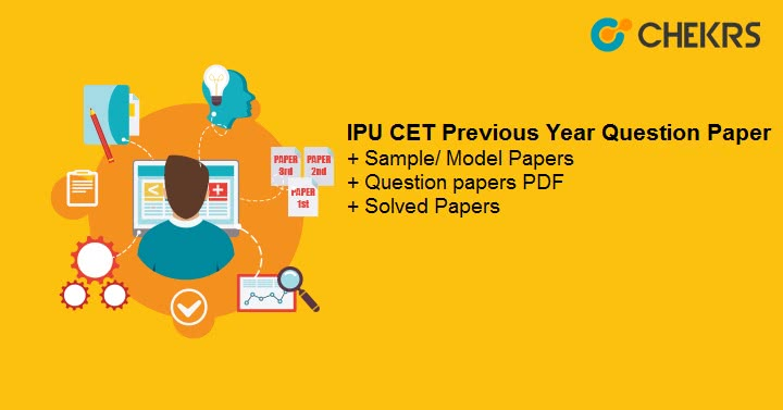 IPU CET Previous Year Question Paper