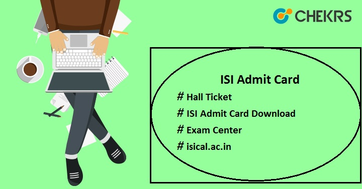 isi admit card