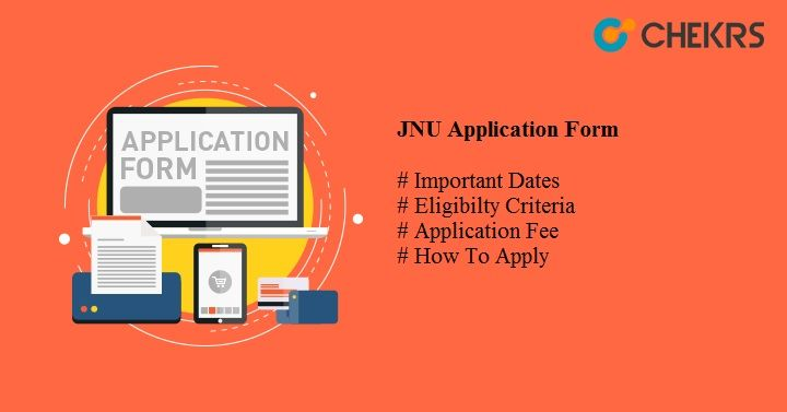 jnu application form