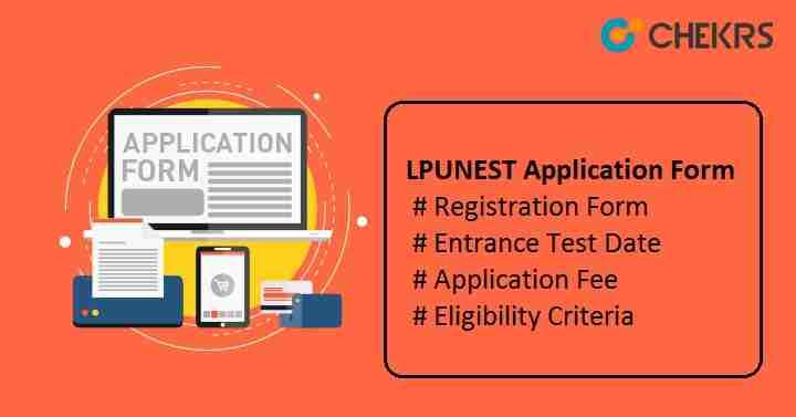 lpunest application form
