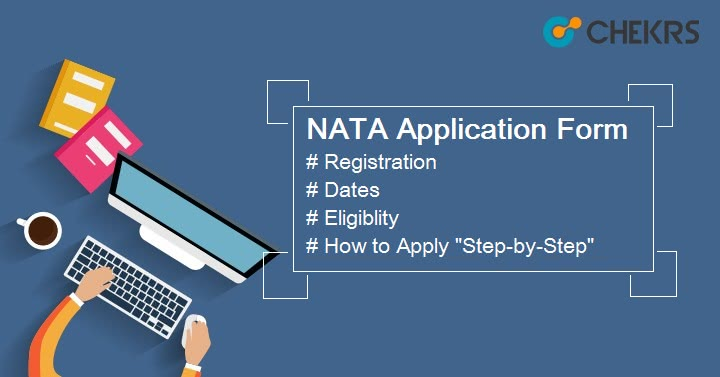 NATA Application Form Registration