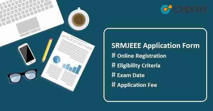 srmjeee application form