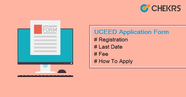 UCEED Application Form Registration