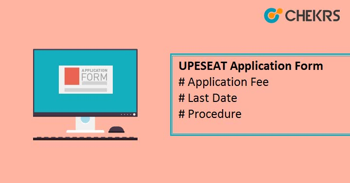 UPESEAT Application Form upes.ac.in