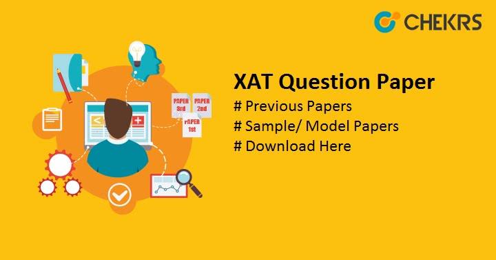 XAT Question Paper