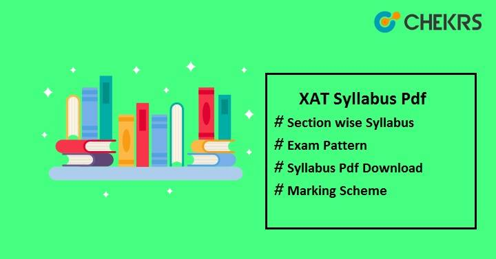 xat syllabus pdf